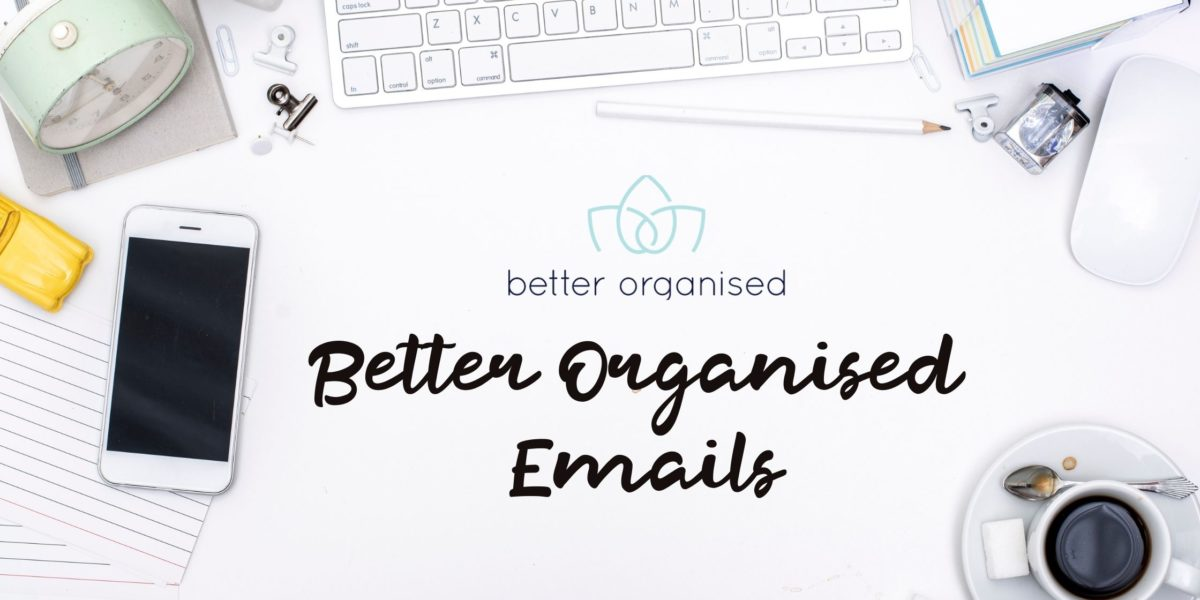 stop email overload