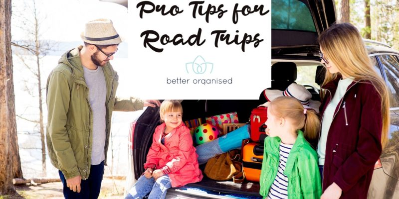 pro tips for road trips