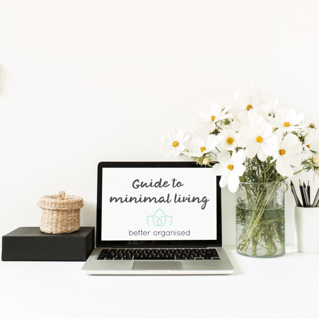 guide to minimal living