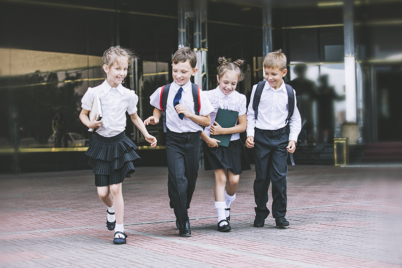 BETTER ORGANISED SCHOOL UNIFORM CHECKLIST